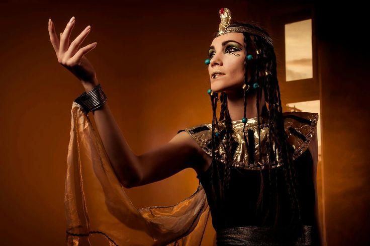 #makeupartist #makeupbyme #cleopatra
