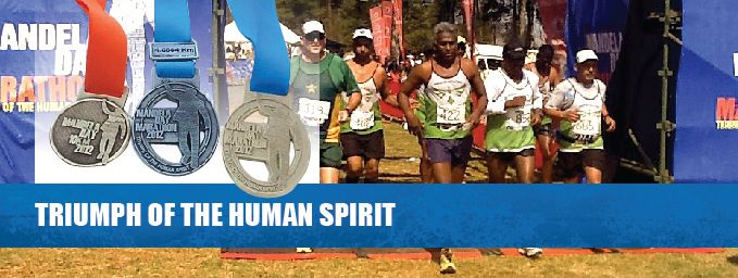Grade A International Certified Course #MandelaMarathon