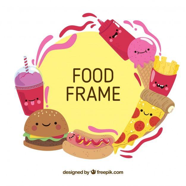نتيجة بحث الصور عن مجسم مصغر اضرار الوجبات السريعة Frame Design Design Frame