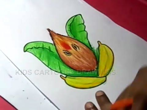 How to Draw OME Lord Ganesha Drawing for Kids Step by step - YouTube