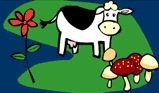 Here's a game on producers, consumers, and decomposers that can be played on an interactive whiteboard.