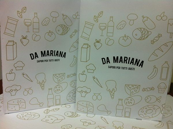 Da Mariana Packaging Design by Sergiu Naslau