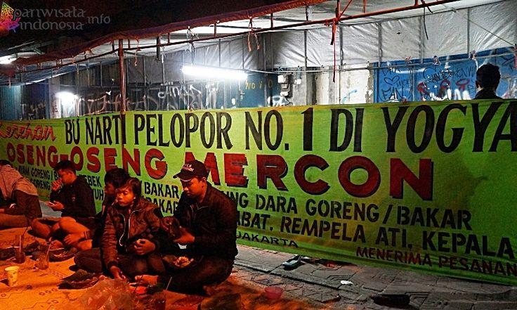 Kuliner Pedas Oseng-Oseng Mercon Bu Narti - OsengOseng Mercon Kuliner Pedas Khas Yogyakarta