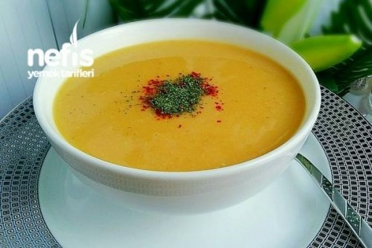 Altın Mercimek Çorbası (Lokanta Usulü) Tarifi İçin Malzemeler 1 su bardağı kırmızı mercimek 1 adet soğan 1 adet patates 1 adet havuç 1 tatlı kaşığı tuz... - f. özbağ - Google+