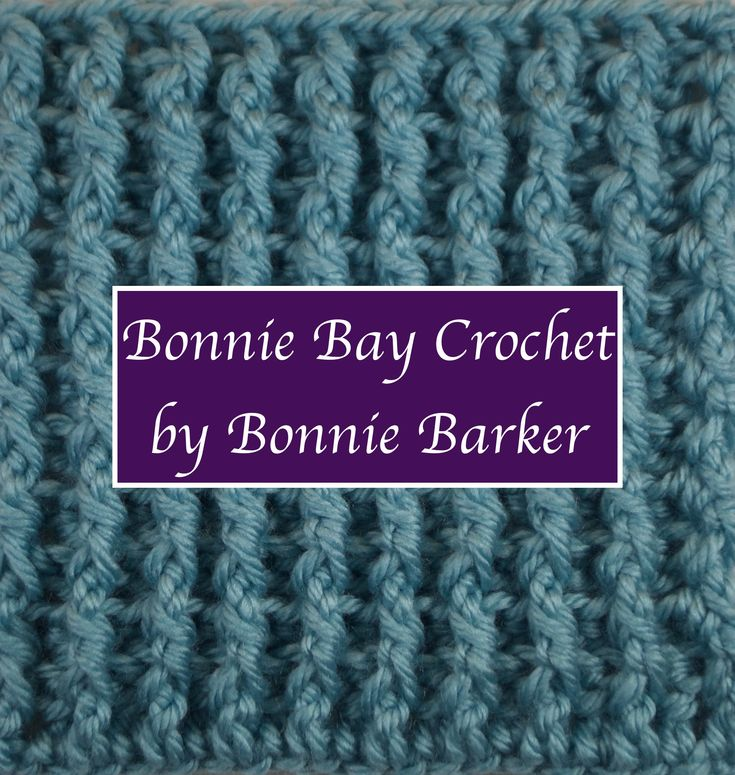 12 best Left-handed Crochet Videos by Bonnie Barker images on ...