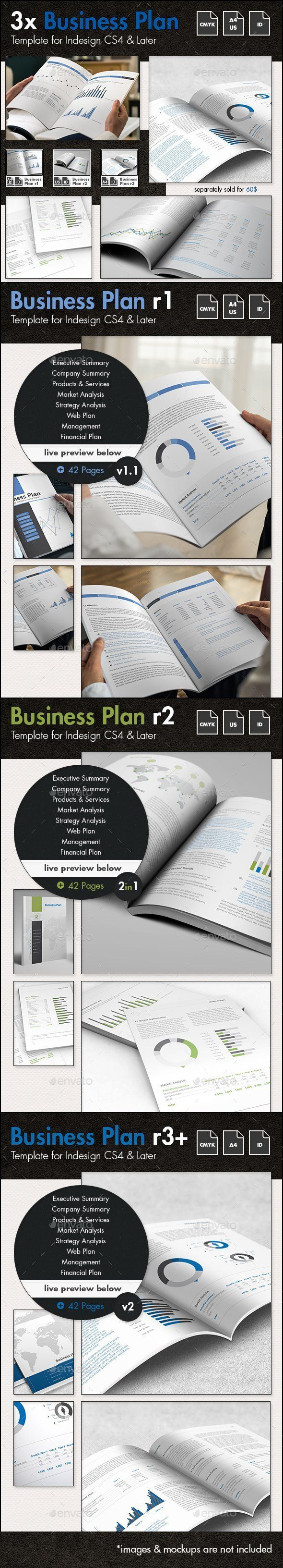 The Business Plan Templates Bundle