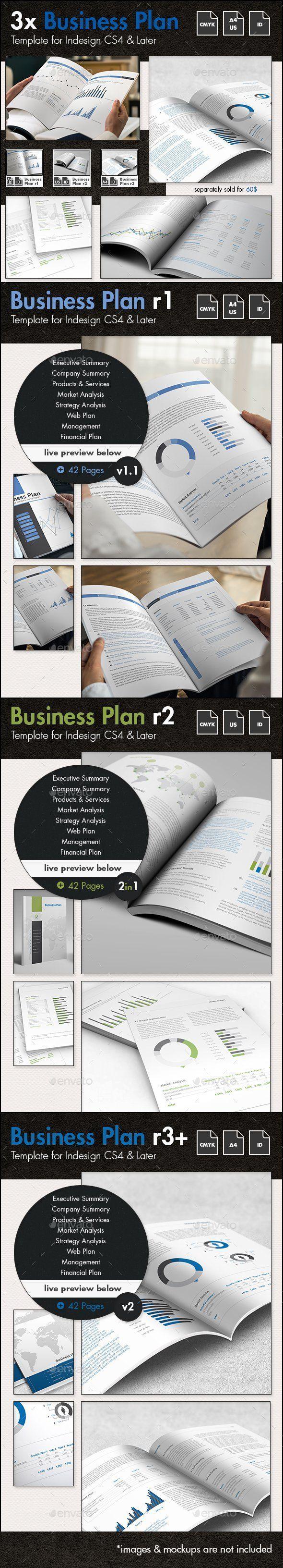 The Business Plan Templates Bundle