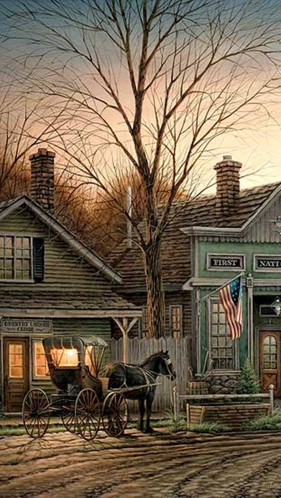 26 Best Terry Redlin Jigsaw Puzzles Images On Pinterest