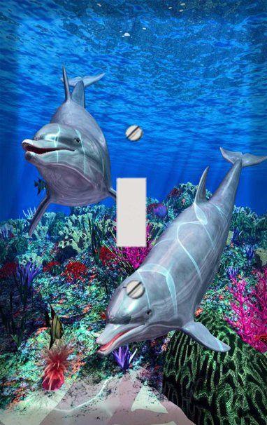 Dolphin Bathroom Set | 16 Best Dolphin Dream Bathroom Images On Pinterest Dolphins