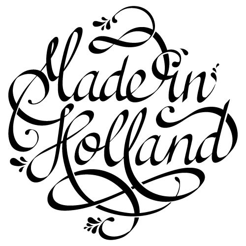 Stempel Made in Holland - € 9,95