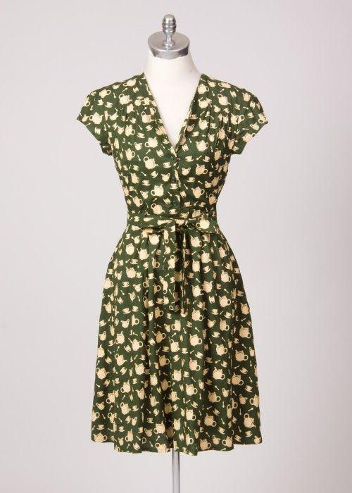 f921c5d5dc Circus The Ingrid Teapot Dress | Frocks frocks frocks | Vintage ...