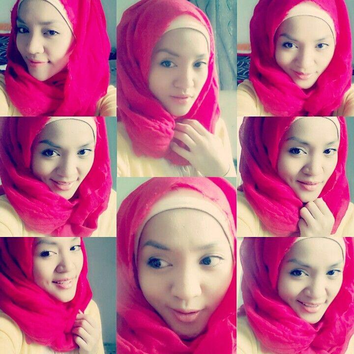 Red shawl #cottonOn #red