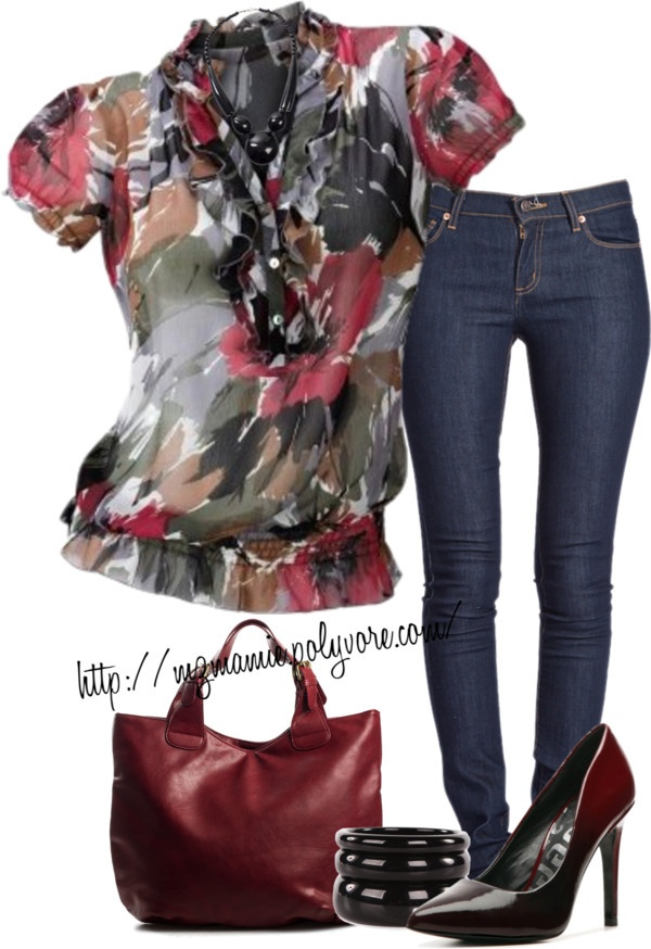 """Untitled #631"" by mzmamie on Polyvore"