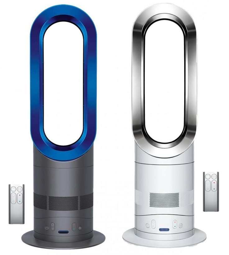 Dyson refurbished am05 air multiplier heater fan cool