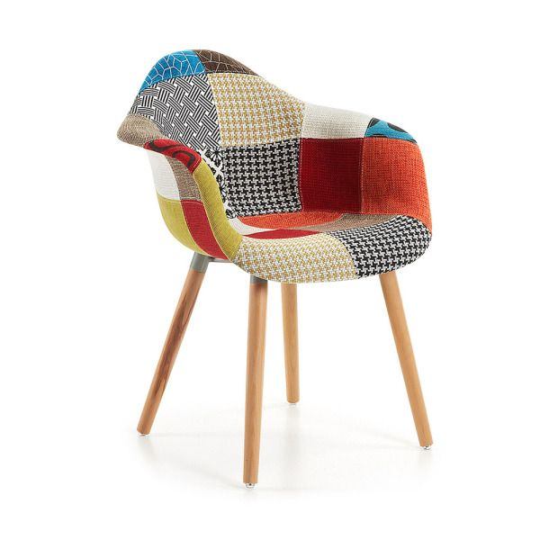 KENNA #Patchwork #Armchair by @La_Forma is here!
