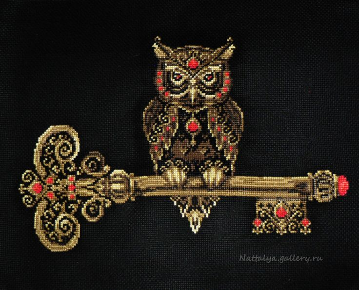 Gallery.ru / Фото #10 - Сделай своими руками (Инкомтех) Ключ мудрости - Natttalya