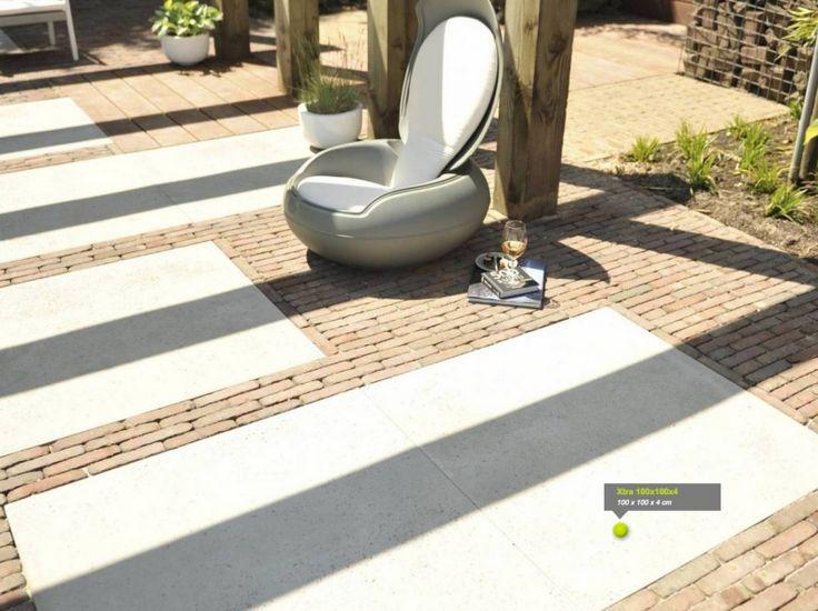 124 best tuin idee n excluton bestrating images on pinterest garden ideas gardening and balcony - Tuin ideeen ...