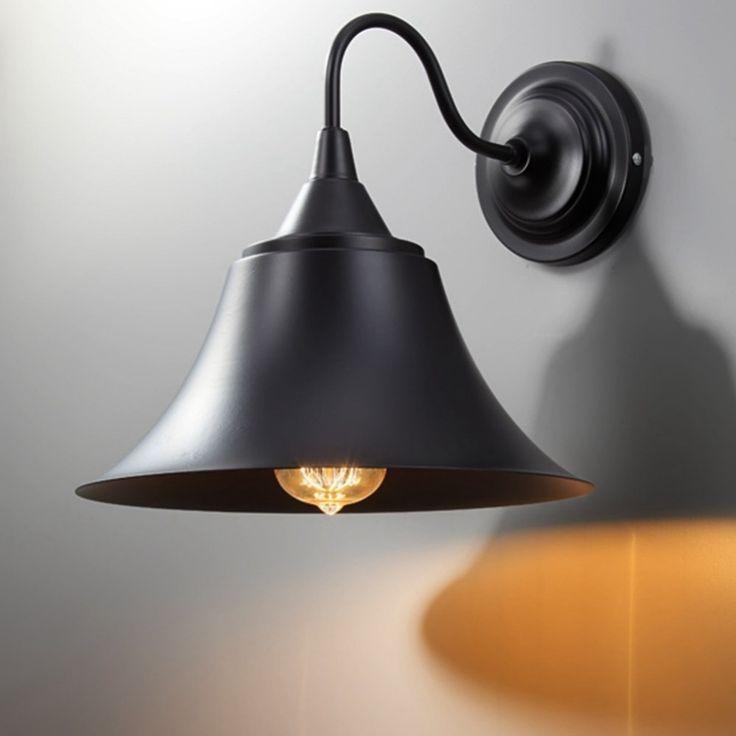 32.04$  Buy now - https://alitems.com/g/1e8d114494b01f4c715516525dc3e8/?i=5&ulp=https%3A%2F%2Fwww.aliexpress.com%2Fitem%2FAmerican-Vintage-Wall-Lamp-Indoor-Lighting-Bedside-Lamps-Wall-Lights-For-Home-Diameter-29cm-110V-220V%2F32622027837.html - American Vintage Wall Lamp Indoor Lighting Bedside Lamps Wall Lights For Home Diameter 29cm 110V/220V E27