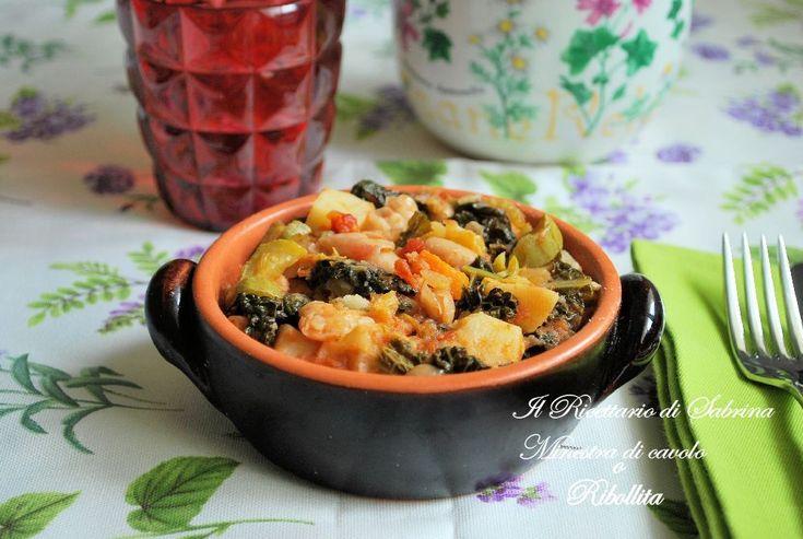 La mia versione della ribollita, una zuppa tradizionale, ormai conosciuta in tutto il mondo. Volete provarla?