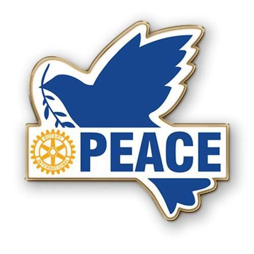 Rotary and it's members. Peace.