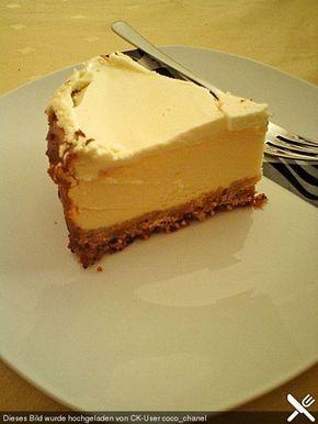 Der unglaublich cremige NY Cheese Cake