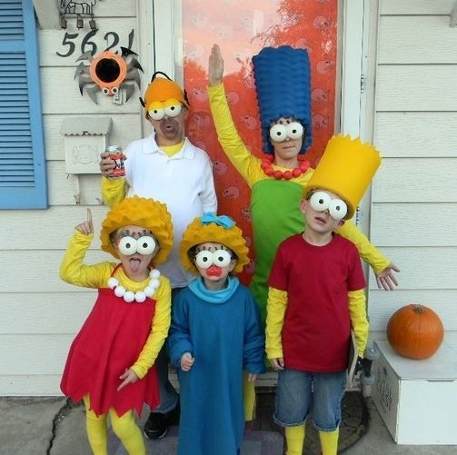 The 23 Greatest Family Halloween Costumes Ever! - Gallery