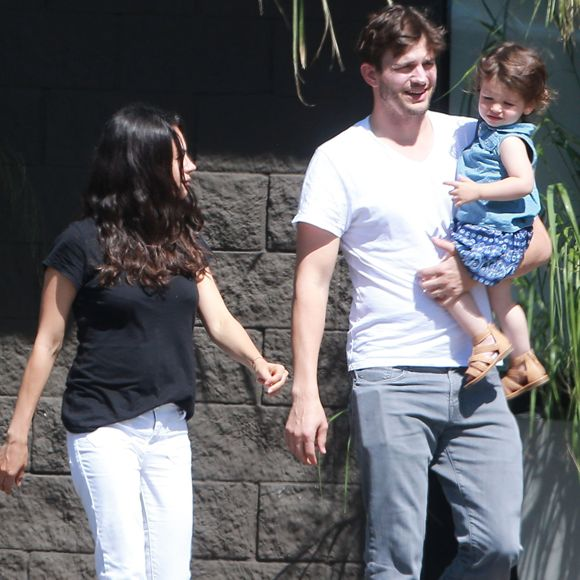 Mila Kunis et Ashton Kutcher attendent leur deuxième bébé | HollywoodPQ.com