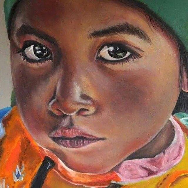 #huichol #art #paint #streetart #eyes #arte #acrilic #monterrey #MAKER