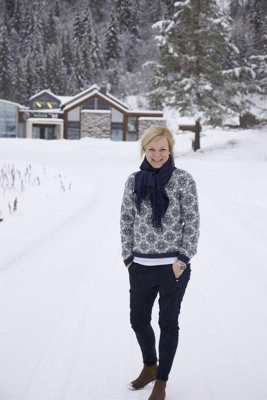 Livs Lyst: Stjerneruter from the new book Kofteboken