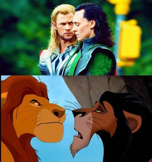 weird!Totally Awesome, Funny Avengers, Movies Tv, Thor Lion King, Avengers Stuff, Lion Kings, King Funny Stuff, Disney, Movie Tv