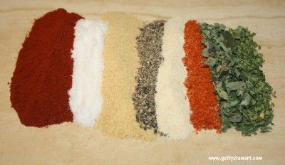 Creole Seasoning Mix http://www.gettystewart.com/how-to-make-your-own-creole-seasoning/
