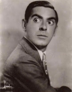 Eddie CANTOR (1892-1964) * AFI Top Actor nominee. Notable Films: Whoopee! (1930); Kid Boots (1926); Palmy Days (1931);  The Kid From Spain (1932); Roman Scandals (1933); Kid Millions (1934); Strike Me Pink (1936); Ali Baba Goes to Town (1937); Forty Little Mothers (1940); Thank Your Lucky Stars (1943); Hollywood Canteen (1944); Show Business (1944); If You Knew Susie (1948)