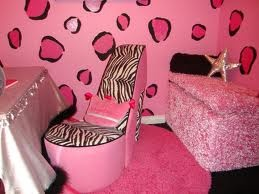 Best Girls Pink And Zebra Bedroom Ideas Images On Pinterest