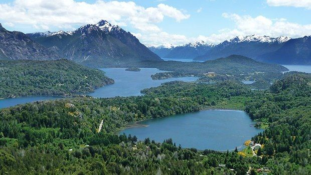 La ruta que haremos por Patagonia | Viajar en bicicleta