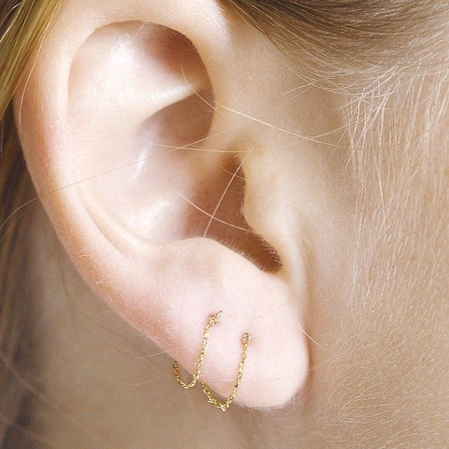 Sarah & Sebastian - Molly Earring 14K Gold