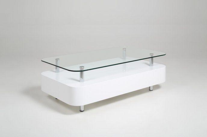 Szklany stolik kawowy 0000047985 - Sanit-Express™