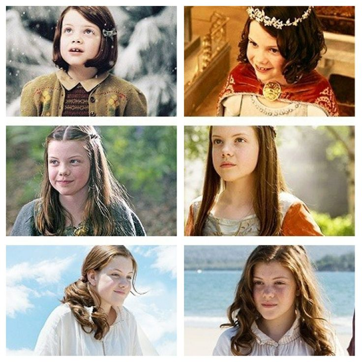 Narnia, Lucy