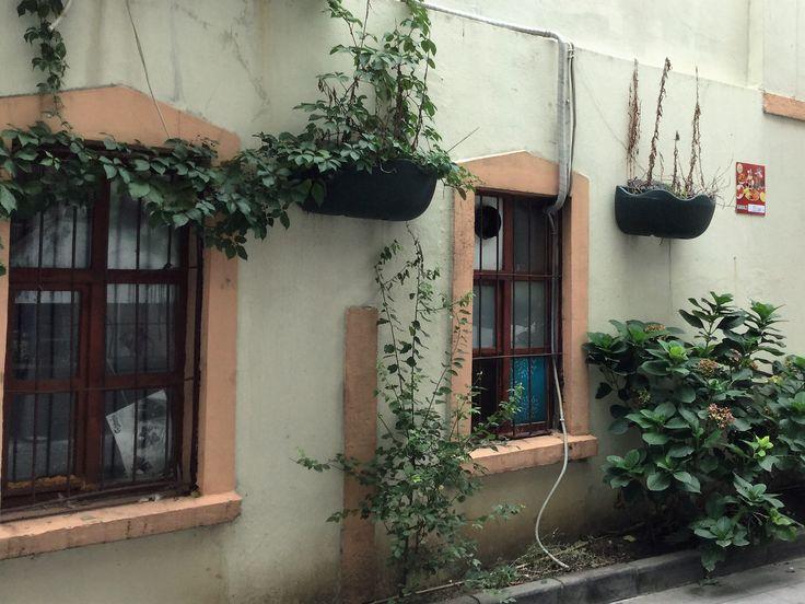 Building in Sinop, Turkey