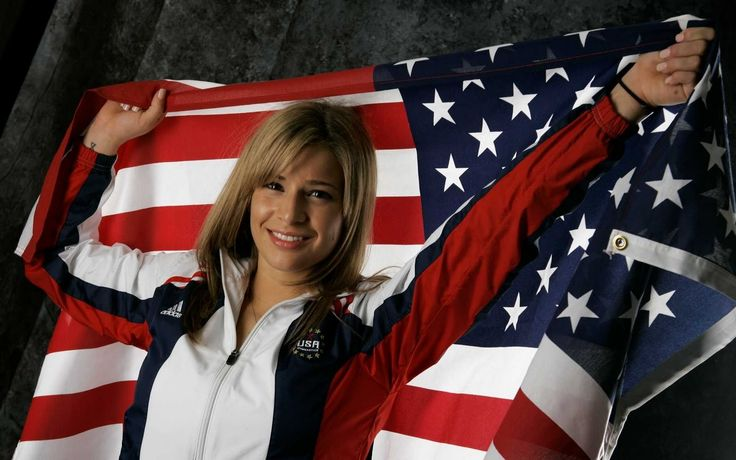 Alicia Marie Quinn (Sacramone)  is a retired American artistic gymnast. She won a silver medal with the United States team at the 2008 Summer Olympics and is the second-most decorated American gymnast in World Championship history, with ten medals.