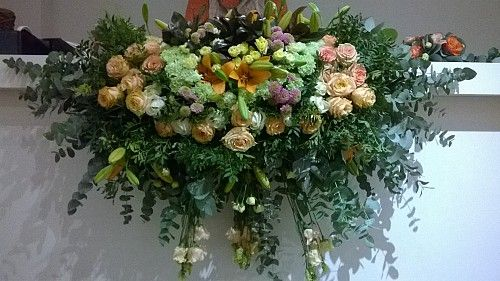 Bruidswerk altaarstuk