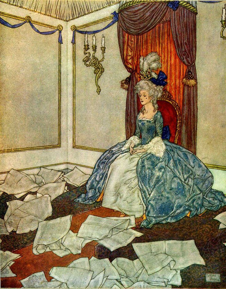 Prince and Princess ~ Edmund Dulac