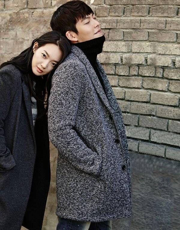 Kim Woo Bin and Shin Min Ah reveal first couple photo shoot since announcing relationship | allkpop