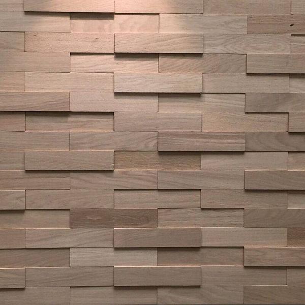 Plaquette de parement bois UltraWood Oak Firenze