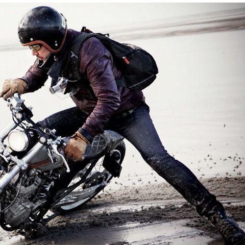 Motorcycle Scrambler