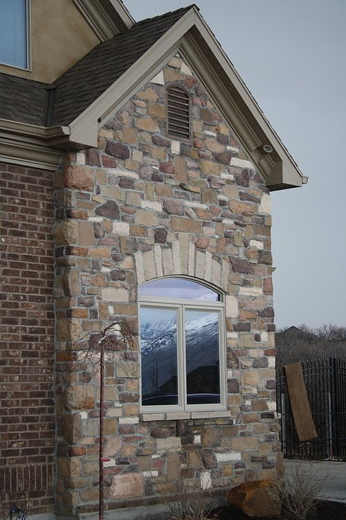 31 best images about exterior stone veneer ideas on pinterest - Exterior stone paint model ...