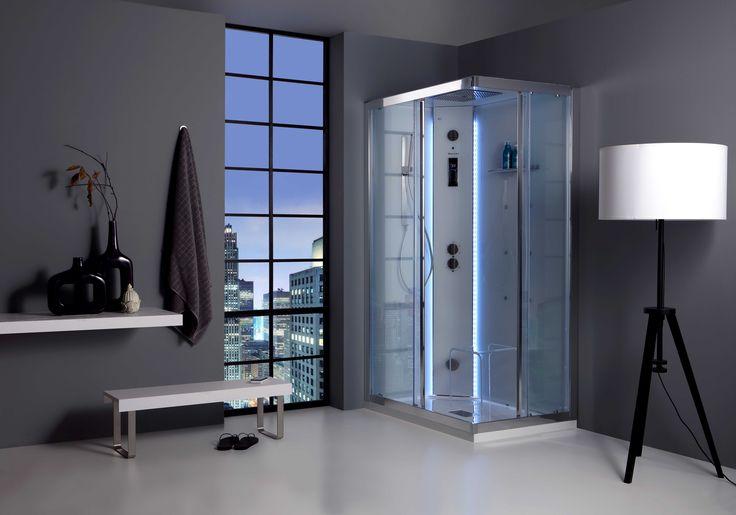 Grandform presenta la cabina doccia multifunzione White SPAce