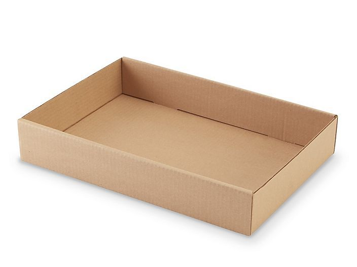 Corrugated Beer Trays Kraft 15 5 8 X 10 7 16 X 2 3 4 S 22048 Uline Corrugated Tray Aluminum Cans
