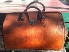 1930s Gladstone Bag - for sale at The Garage Sale Not To Be Missed! - $50 #Garage2012