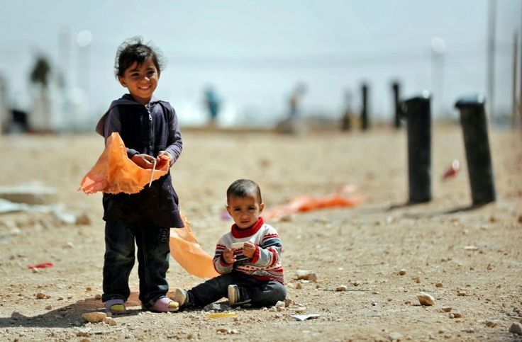 The number of Syrian refugees just passed 5 million