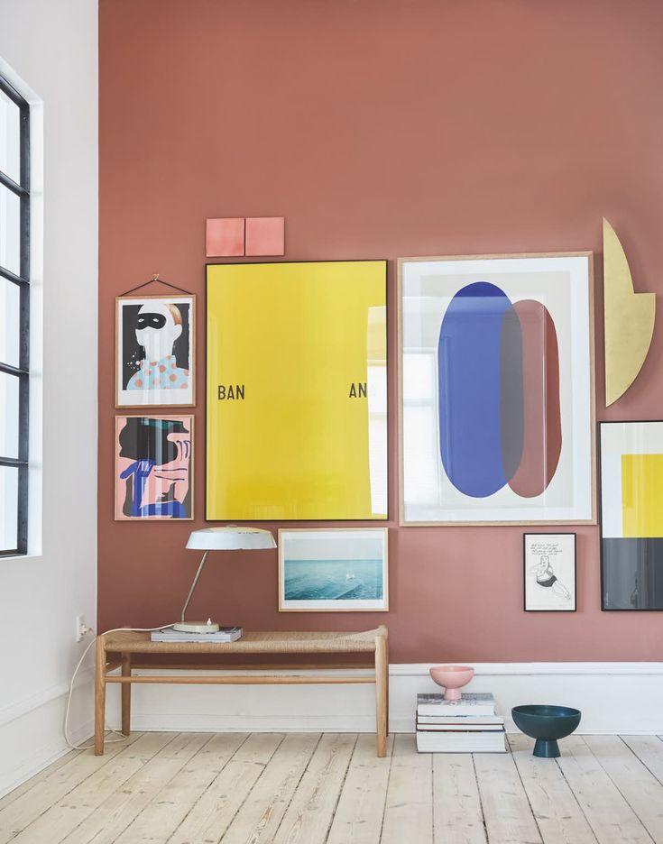 Dekorative vægge skaber personlighed og tilføjer en masse stemning til dit hjem. Vi viser dig, hvordan du kan være kreativ og nemt give nyt liv til dine vægge.